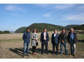 Filyos Liman Projesinde Alt Yapı Çalışmalarına Başlandı