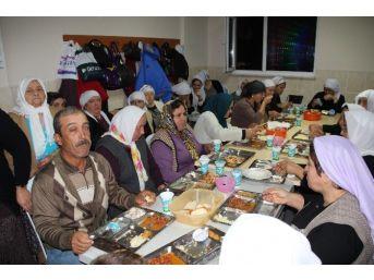 Kdz. Ereğli'deki Aleviler Cem Evi'nde Yassı Matem Orucu'nu Açtı