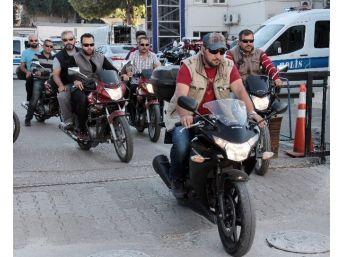 Adana'da 300 Polisle Asayiş Uygulaması
