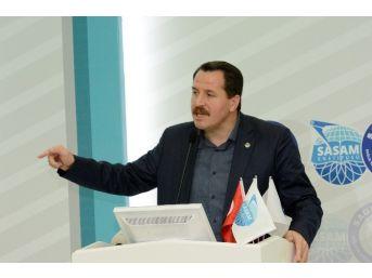 """Memur-sen Genel Başkanı Yalçın: """"musul Kilit Taşıdır"""""""