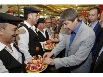 Başkan Türel Gazipaşa'nın Festival Coşkusuna Ortak Oldu