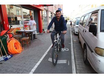 """Bolu'da """"devir Bisiklet Devri"""" Projesi Start Aldı"""