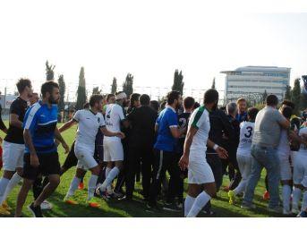 3. Lig'de Olaylı Maç