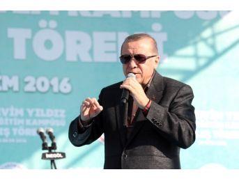 Erdoğan'dan Başkanlık Açıklaması...