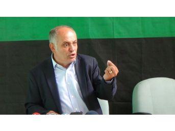 Denizlispor Başkanı Süleyman Urkay, İstifa Edeceğini Açıkladı