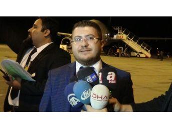 İran'dan Denizli'ye İlk Charter Uçak Seferleri Başladı