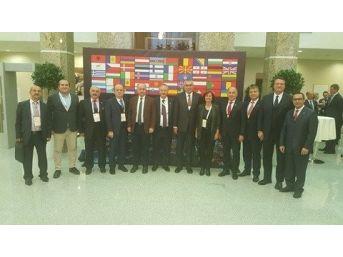 Avrupa Olimpiyat Komitesi'nden Vali Azizoğlu'na Eyof İçin Tam Destek