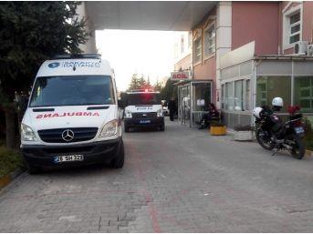 Eskişehir'de Silahı Kavga: 2 Yaralı