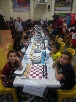 Gkv'li Satranççı Kutay Sakmak İl Birincisi Oldu