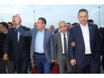 """Başbakan Yardımcısı Canikli: """"artık Hiç Kimse Bölgede Türkiye'yi Hesaba Katmadan İstediği Gibi At Oynatamaz"""