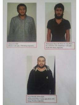 İstanbul'da Deaş Operasyonu: 3 Gözaltı