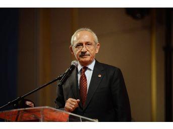 Kılıçdaroğlu Partisinin Düzenlediği Yemeğe Katıldı