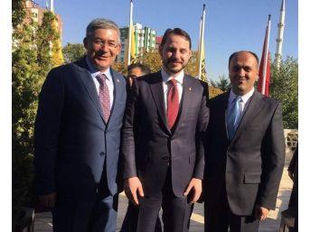 Bakan Albayrak'tan Beyşehir'e Doğal Gaz Gelmesi Talebi