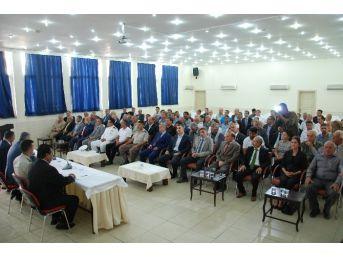 Silifke'de 19 Ekim Muhtarlar Günü Törenle Kutlandı