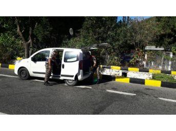 Marmaris'te 263 Şişe Kaçak İçki Ele Geçirildi