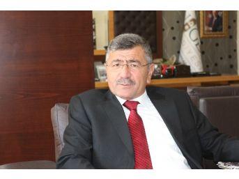 """Başkan Akdoğan Niğde'ye Yapılacak """"şehir İçi Tünel Projesini"""" Anlattı"""