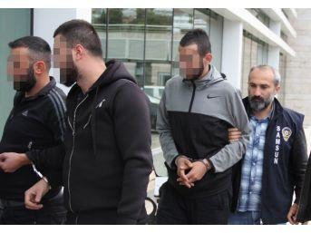 Bıçaklama Yaralamaya 3 Gözaltı