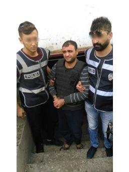 Cinayet Zanlısı Yakalanarak Cezaevine Gönderildi