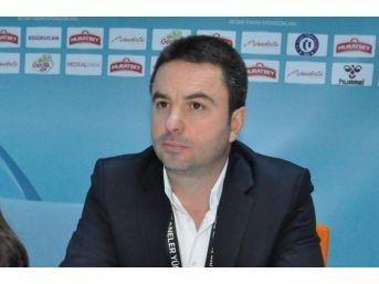 Muratbey Uşak, Şampiyonlar Ligi'nde Parkeye Çıkıyor