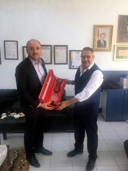 Türkiye Çimse-iş Genel Başkanından Anlamlı Ziyaret