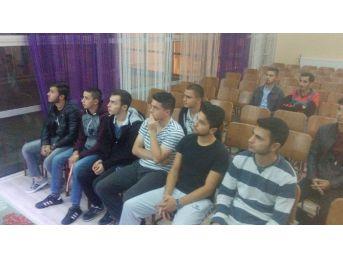 Alaplı'da Kyk Öğrencileri İçin Kurs Açıldı