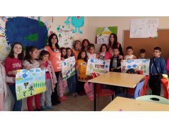 Tema Çaycuma Temsilciliği Tegv'da Çocuklarla Buluştu