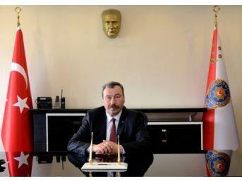 Adana'nın Yeni Emniyet Müdürü Osman Ak