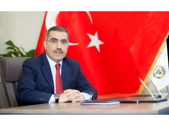 Başkan Çelikcan'dan 29 Ekim Cumhuriyet Bayramı Mesajı