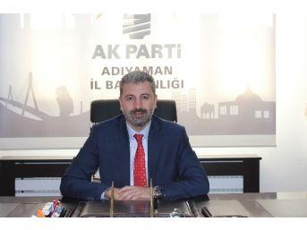 Ak Parti İl Başkanı Dimez'in Cumhuriyet Bayramı Mesajı