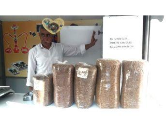 Seyyar Tütün Satıcısı Mobeseyle Takip Ediliyor