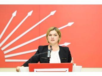 """Chp Genel Başkan Yardımcısı Böke: """"türkiye'de Bir 'başkanlık Sistemi' Tartışmasına İhtiyaç Yok"""""""
