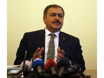"""Bakan Eroğlu: """"antalyalılar Cennette Yabancılık Çekmeyecek, Cennet Gibi Bir Şehirde Yaşıyorlar"""""""