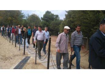 Büyükşehir Muhtarlar İçin Çanakkale Gezisi Düzenledi