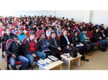 Ajans Temsilcileri, Gazeteci Adaylarına 'ajans' Muhabirliğini Anlattı