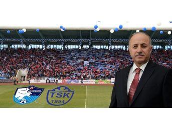 """Vali Azizoğlu: """"bb Erzurumspor, Hepimizin Takımıdır"""""""