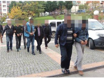 Kasa Hırsızları Polisten Kaçamadı