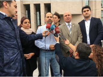 Akut Başkanı Nasuh Mahruki Serbest Bırakıldı