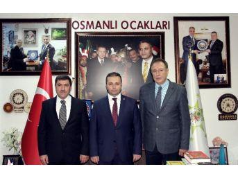 İstanbul Osmanlı Ocakları İl Başkanlığı'na Halit Yalçın Yazıcı Getirildi
