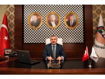 Başkan Baran'dan Cumhuriyet Bayramı Mesajı