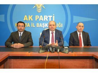 Ak Parti Konya Milletvekili Mustafa Baloğlu Gündemi Değerlendirdi