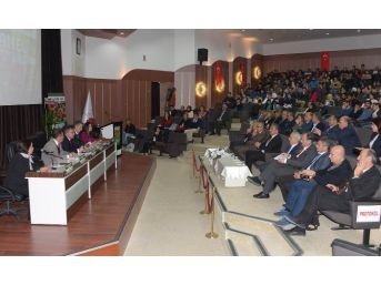Veteriner Fakültesi'nin 34'üncü Kuruluş Yıldönümü Kutlandı