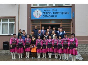 Yga Projesi Bu Yıl İlk Kez Pilot Şehir Olarak Trabzon'da Başladı
