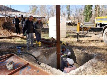 Yüksekova'da İçme Suyu Sorunu