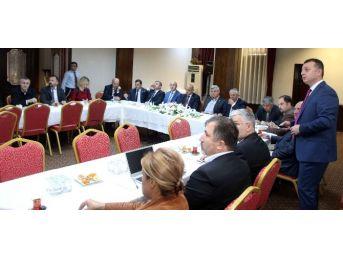 """Başkan Karaosmanoğlu, """"hepimizin Amacı Yaşanabilir Şehir"""""""