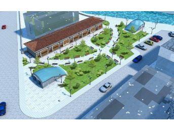 Beyşehir'e Yeraltı Çarşısı Ve Yeni Meydan Projesi