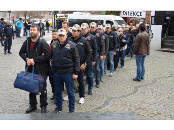 Bottan Düşen 'Fetö' Imamı Ve 11 Kişi Adliyeye Sevk Edildi