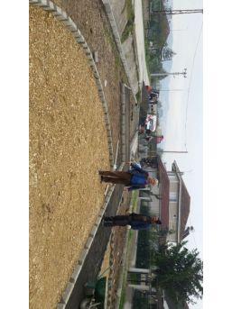 Kazukoğlu'na Çocuk Parkı Yapılıyor