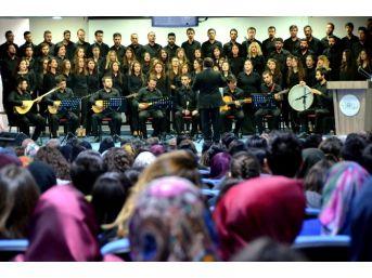 Erzincan'da Atatürk'ün Sevdiği Türküler Seslendirildi