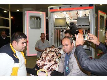 Kerkük'te Deaş Saldırısında Yaralanan Bir Kişi, Kırıkkale'ye Getirildi