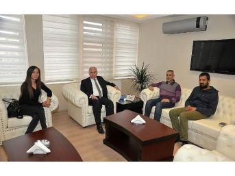 """İl Emniyet Müdürü İsmail Hakkı Akyüz: """"polis Vatandaşın Gülen Yüzü Olacak"""""""